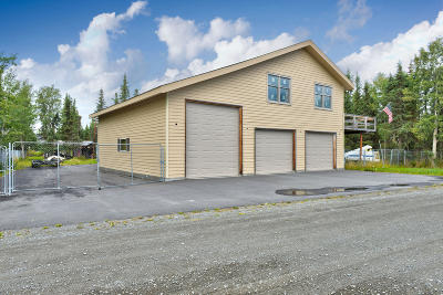 Soldotna Single Family Home For Sale: 38789 N Ruby Circle