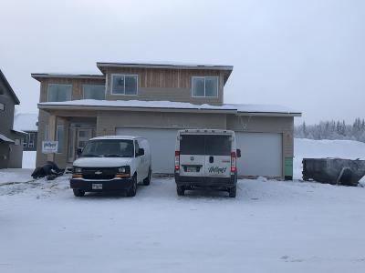 Anchorage Single Family Home For Sale: L25 Heather Wood Circle Drive