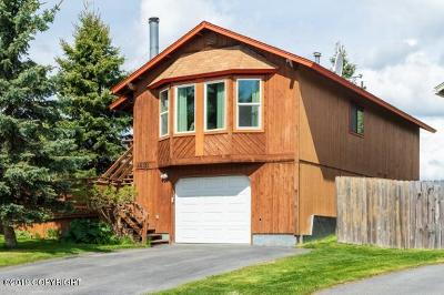 Anchorage Single Family Home For Sale: 10151 Betula Drive