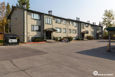 Anchorage Condo/Townhouse For Sale: 261 McCarrey Street #12C