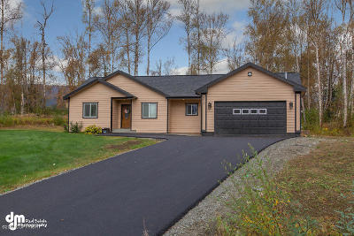 Wasilla Single Family Home For Sale: 4613 Gold Mint Drive