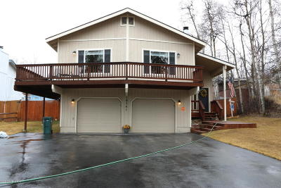 1a - Anchorage Municipality Single Family Home For Sale: 18741 Citation Road