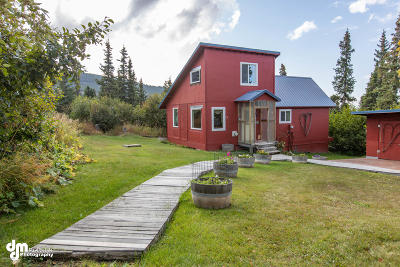 Anchorage Single Family Home For Sale: 16100 Nickleen Street