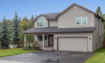 Anchorage Single Family Home For Sale: 8782 Little Brook Circle