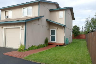 Anchorage Single Family Home For Sale: 1005 Fred Circle