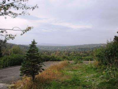 Anchorage Residential Lots & Land For Sale: L1 B1 Canyon Road