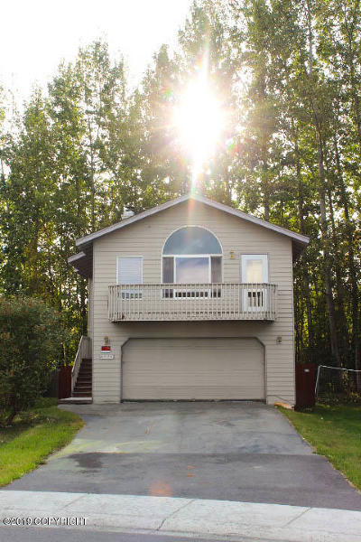 Anchorage Single Family Home For Sale: 3228 Tayshee Circle