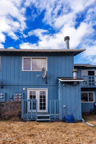 Anchorage Condo/Townhouse For Sale: 9221 Arlene Drive #H-3