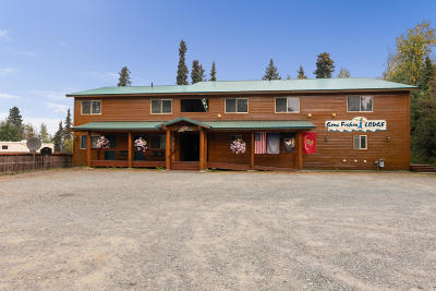 Soldotna Business Opportunity For Sale: 48672 Funny River Road