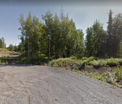 Wasilla Residential Lots & Land For Sale: 1481 Patty Drive
