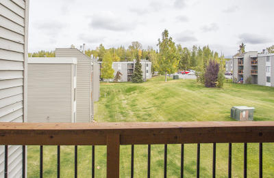 Anchorage Condo/Townhouse For Sale: 4610 Reka Drive #A20