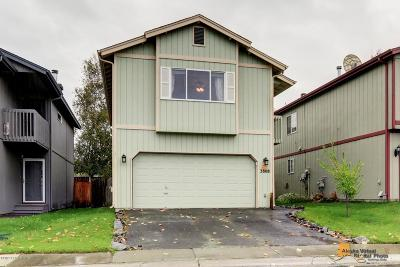 Anchorage Single Family Home For Sale: 3808 Sycamore Loop