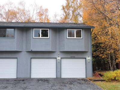 Eagle River Single Family Home For Sale: 18725 Sarichef Loop
