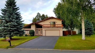 Anchorage Single Family Home For Sale: 12721 Mariner Drive