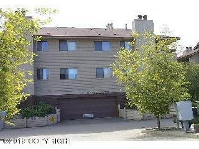 Anchorage Condo/Townhouse For Sale: 4221 Folker Street