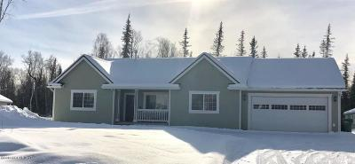 Wasilla Single Family Home For Sale: 4299 S Timberland Loop