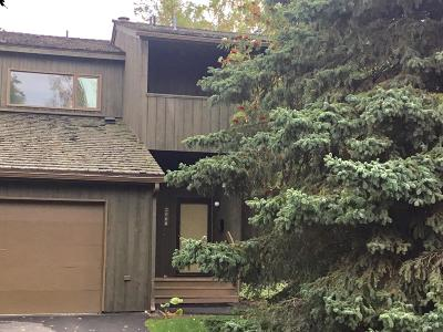 Anchorage Condo/Townhouse For Sale: 2066 Cliffside Drive