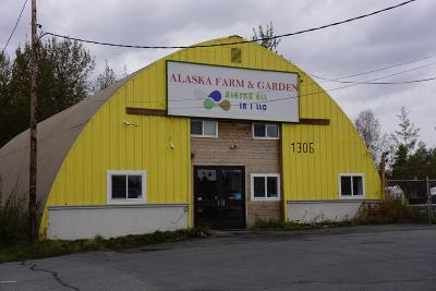 Anchorage Commercial For Sale: 1306 Chugach Way