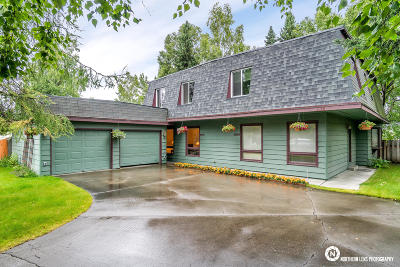 Anchorage Multi Family Home For Sale: 1217 Crescent Drive