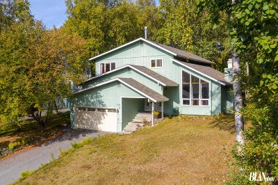 Anchorage Single Family Home For Sale: 1721 George Bell Circle