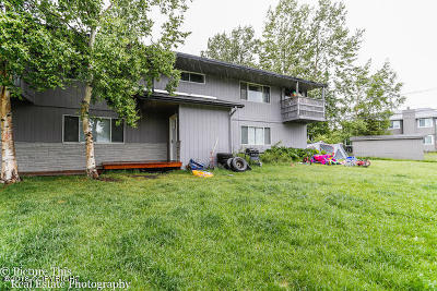 Anchorage Multi Family Home For Sale: 1251 Friendly Lane