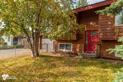 Anchorage Single Family Home For Sale: 400 Cherry Street