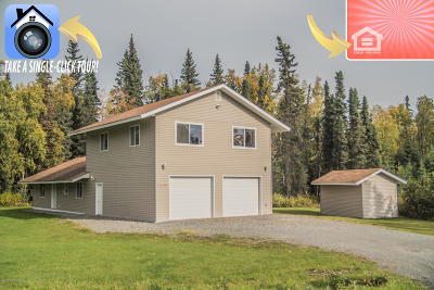 Soldotna Single Family Home For Sale: 44525 Eddy Hill Drive