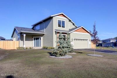 Anchorage Single Family Home For Sale: L46B3 Morgan Loop