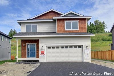 Anchorage Single Family Home For Sale: L51B4 Morgan Loop