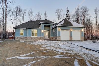 Wasilla AK Single Family Home For Sale: $342,220