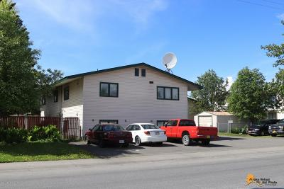 Anchorage Multi Family Home For Sale: 202 N Park Street
