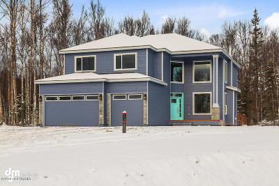 1d - Matanuska Susitna Borough Single Family Home For Sale: 5020 E Calf Circle