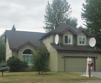 Anchorage Single Family Home For Sale: 7440 Nathan Drive
