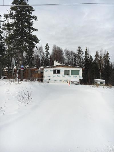 1d - Matanuska Susitna Borough Single Family Home For Sale: 3574 E Woodruff Loop