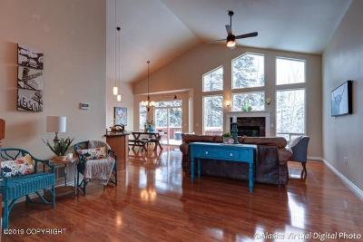 Eagle River AK Single Family Home For Sale: $459,000