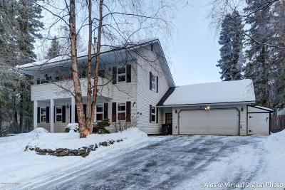 Anchorage Single Family Home For Sale: 2218 Arbor Circle