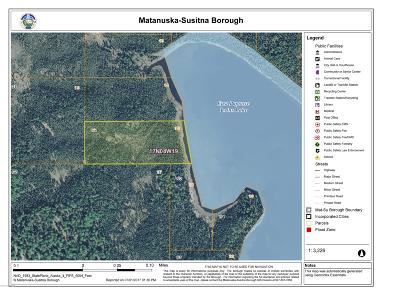 Big Lake Residential Lots & Land For Sale: East Papoose Twins Lake