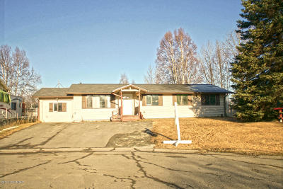 Anchorage Single Family Home For Sale: 1616 Dolina Circle