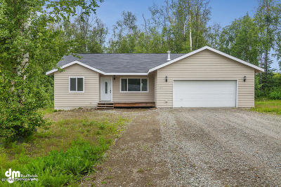 1d - Matanuska Susitna Borough Single Family Home For Sale: 4373 Pirate Circle