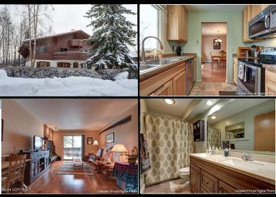 Anchorage Condo/Townhouse For Sale: 4856 Bryn Mawr Court #2