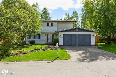Anchorage Single Family Home For Sale: 6224 Eastwood Court