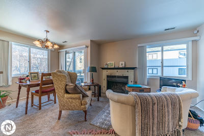 Anchorage Condo/Townhouse For Sale: 4240 Folker Street #B103
