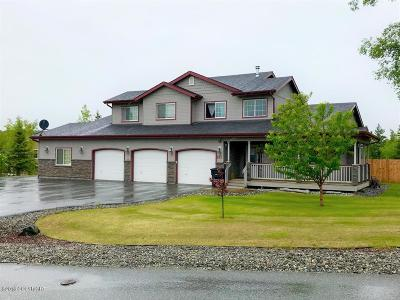 Wasilla Multi Family Home For Sale: 633 N Pine Ridge Loop