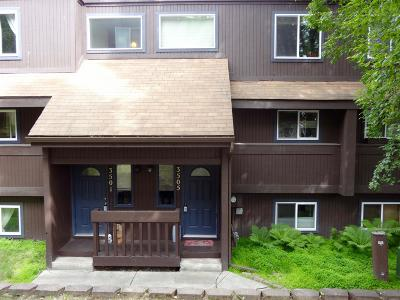 Anchorage Condo/Townhouse For Sale: 3505 Heartwood Place #159