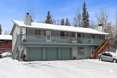 Anchorage Multi Family Home For Sale: 8340 Nadine Street