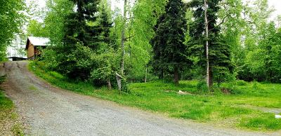Chugiak, Eagle River Single Family Home For Sale: 17340 Monte Road