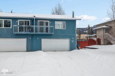 Chugiak, Eagle River Single Family Home For Sale: 18629 N Lowrie Loop