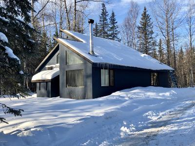 1d - Matanuska Susitna Borough Single Family Home For Sale: 8904 Wasilla-Fishhook Road