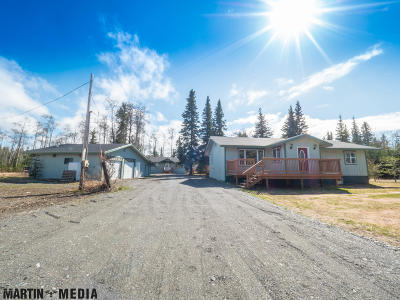 Soldotna Single Family Home For Sale: 48335 Murwood Avenue