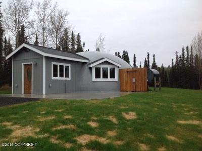Soldotna Single Family Home For Sale: 41800 Mill Avenue